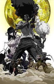 afro samurai rza