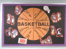 basketball bulletin boards