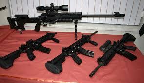 416 rifles