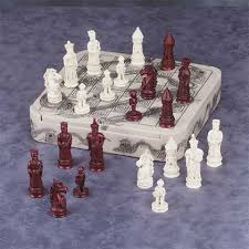 ivory chess sets