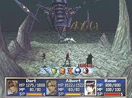 legends of the dragoon