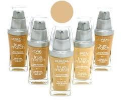 loreal liquid foundation
