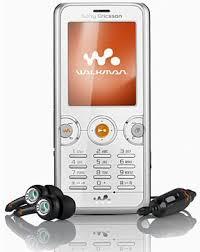 sony ericsson mp3 phone
