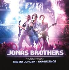 jonas brother 3d concert experience
