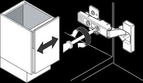 hinge cabinets