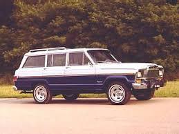 jeep wagoneer 1979
