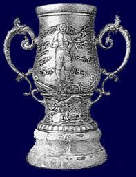 antique trophy