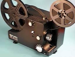 bolex projector
