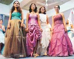 indian evening gowns