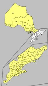 ontario county maps