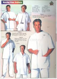 male nursing uniform