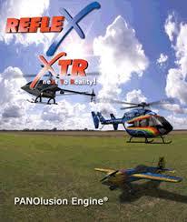 reflex xtr rc simulator