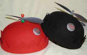 propeller beanie cap