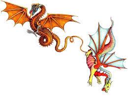 dragons clipart