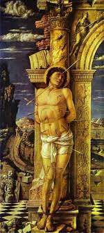 mantegna st sebastian