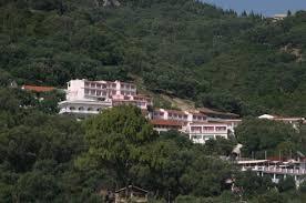 pink palace korfu