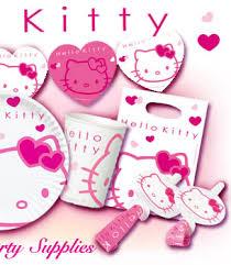 hello kitty party stuff