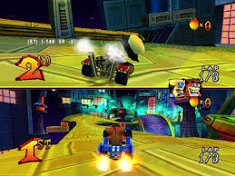 crash team racing ps2