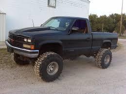 chevy mud truck