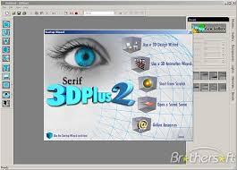 serif 3dplus