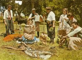 brazil traditional costume