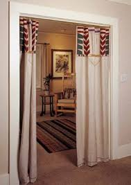 japanese door curtains