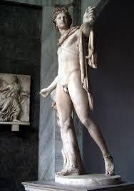 classical greek statue