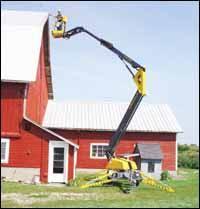 aerial lift platform