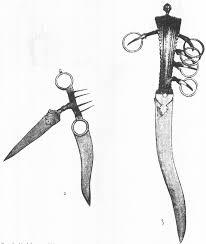 assassins dagger
