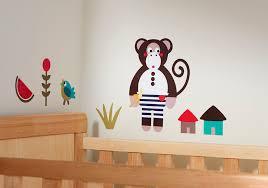 monkey wall sticker