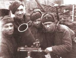 russian soldiers ww2