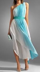 long cream dress