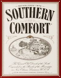 southern comfort label