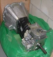discovery gearbox