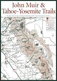 john muir trail info