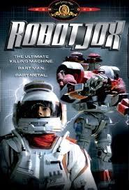 robot jox dvd