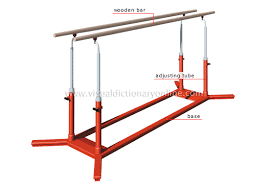 parallel bars gymnastics