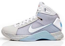 hyperdunk back to the future