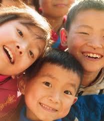 children from china