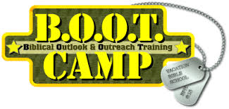 boot camp clip art