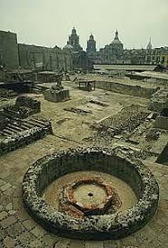 ruinas de tenochtitlan