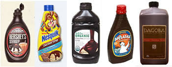nestle chocolate syrup
