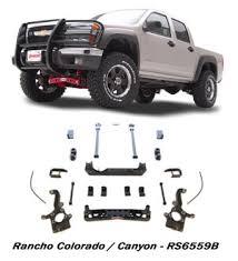 chevrolet colorado lift kits
