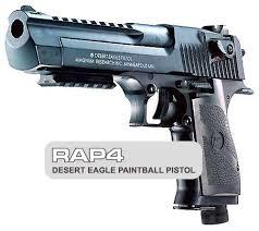 paintball gun pistol