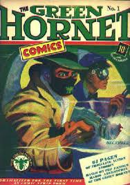 green hornet comic
