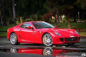 ferrari 599 gtb wallpaper