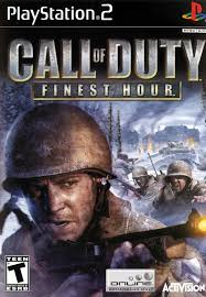 playstation 2 call of duty finest hour