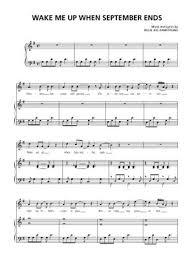 clocks sheet music