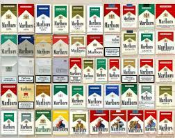 marlboro cigarette brands