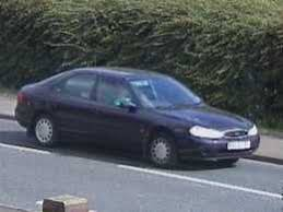 ford mondeo 95